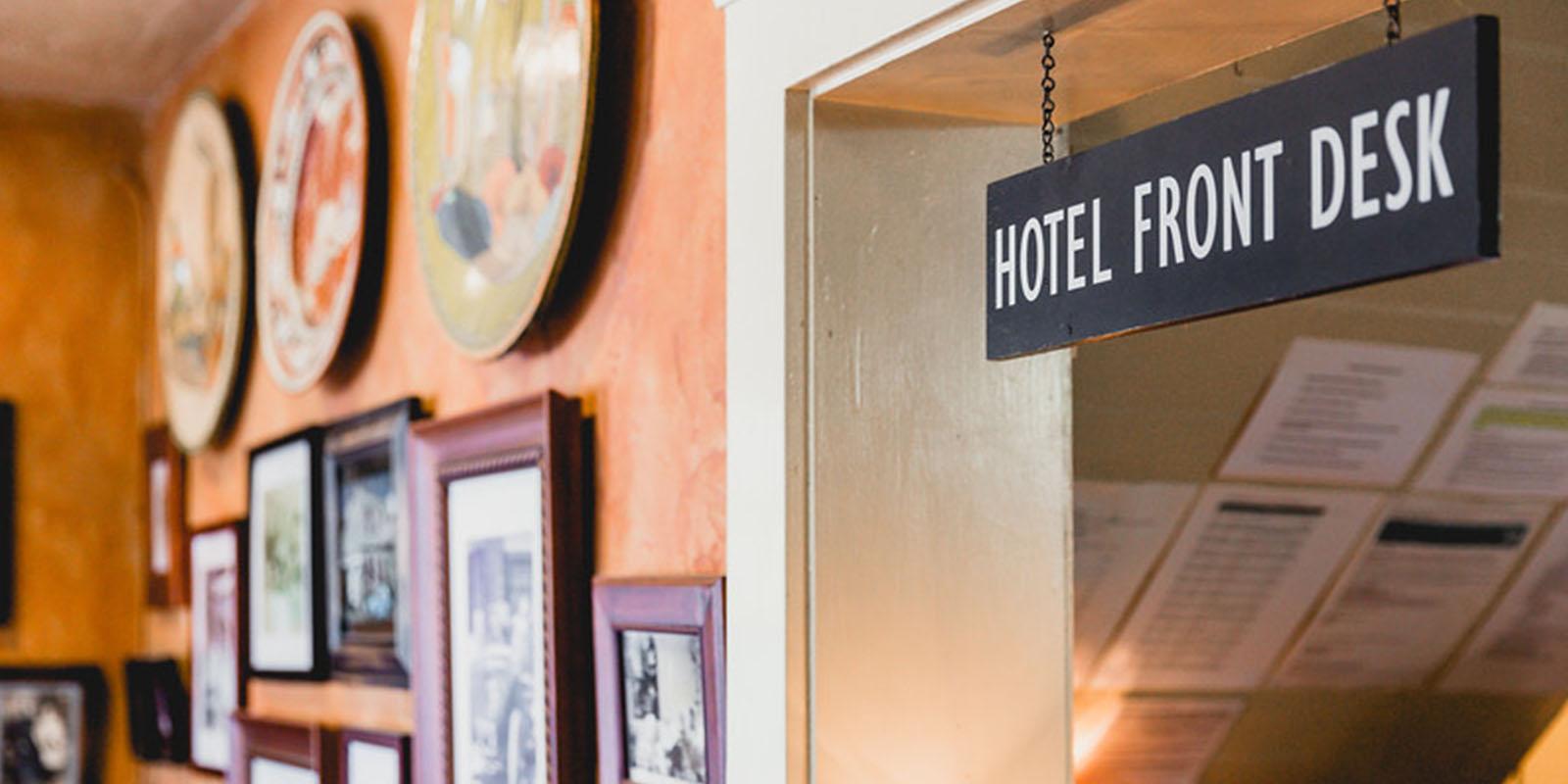 A TRUE BOUTIQUE HOTEL EXPERIENCE IN THE HEART OF SAN RAFAEL, CALIFORNIA