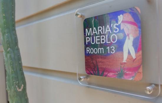 Maria's Pueblo Room