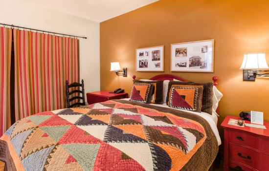 Welcome To The Panama Hotel - Maria's Pueblo Room