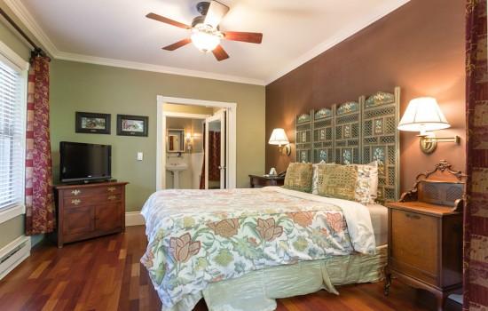 Panama Hotel: Lady Bracknell's Room