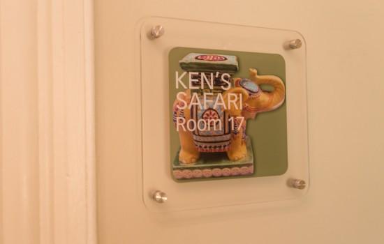 Ken's Safari Room