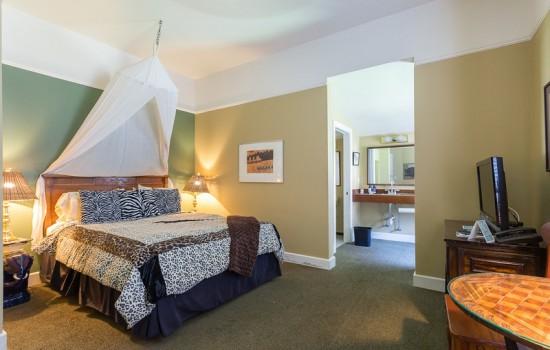 Panama Hotel: Ken's Safari Room