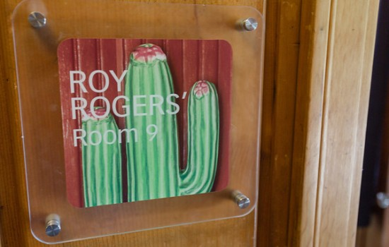 Roy Rogers' Room